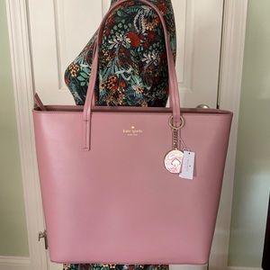 Brand new Kate spade Karla seton drive tote pink